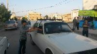 برگزاری جشن های اعیاد شعبان در بیش از 500 مکان بخش مرکزی بیرجند