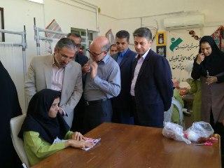موسسه خيريه حضرت رسول ا... (ص) از موسسات خيريه پيشرو در سطح استان است .